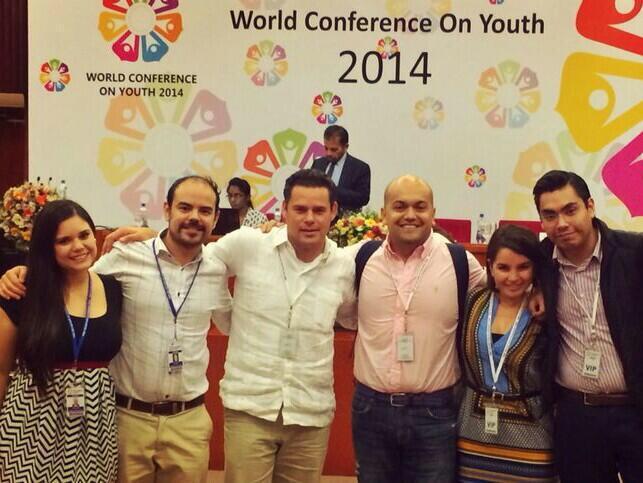 La Juventud y la Agenda Post 2015: Negociación e Implementación