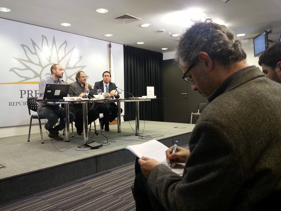 Presentan Plan de Acción en Juventudes 2015-2025 en Uruguay