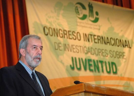 Congreso Internacional de Investigadores sobre Juventud